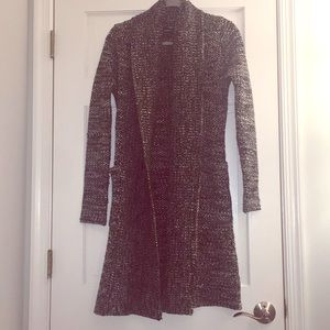 Luxuriously warm thick duster cardigan! Never worn